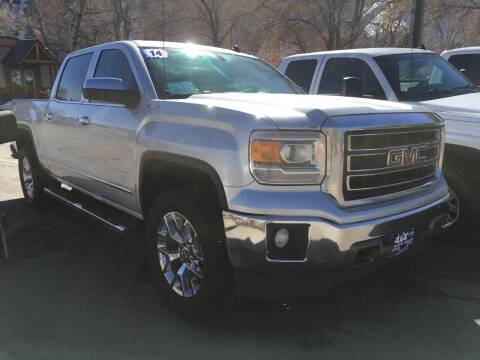 2014 GMC Sierra 1500 for sale at 4X4 Auto Sales in Durango CO
