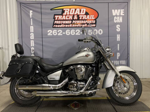 2006 Kawasaki Vulcan 900 Classic for sale at Road Track and Trail in Big Bend WI