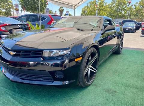 2015 Chevrolet Camaro for sale at San Jose Auto Outlet in San Jose CA