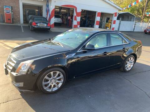 2008 Cadillac CTS for sale at Hensley Auto Group in Middletown OH
