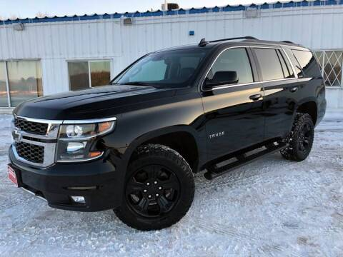 2017 Chevrolet Tahoe for sale at STATELINE CHEVROLET BUICK GMC in Iron River MI