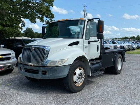 2002 International 4300 for sale at TINKER MOTOR COMPANY in Indianola OK