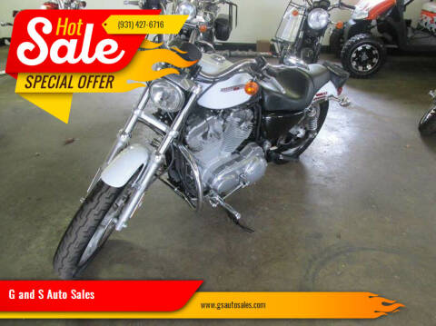 2007 Harley-Davidson Sportster for sale at G and S Auto Sales in Ardmore TN