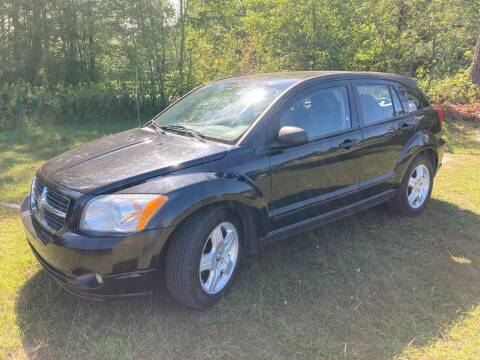 2008 Dodge Caliber for sale at Expressway Auto Auction in Howard City MI