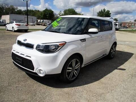2016 Kia Soul for sale at Northeast Iowa Auto Sales in Hazleton IA
