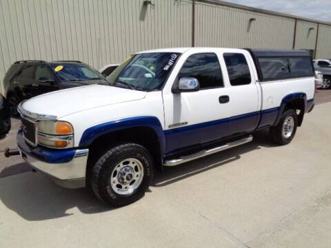 2001 GMC Sierra 2500 for sale at De Anda Auto Sales in Storm Lake IA