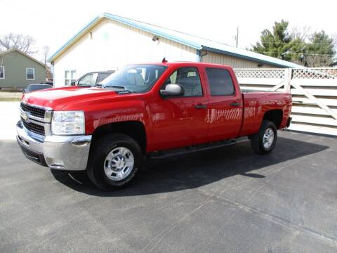 2009 Chevrolet Silverado 2500HD for sale at Classics and More LLC in Roseville OH
