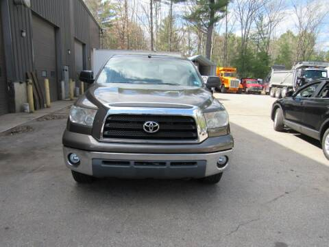 2007 Toyota Tundra for sale at Heritage Truck and Auto Inc. in Londonderry NH