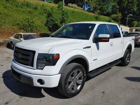 2014 Ford F-150 for sale at North Knox Auto LLC in Knoxville TN