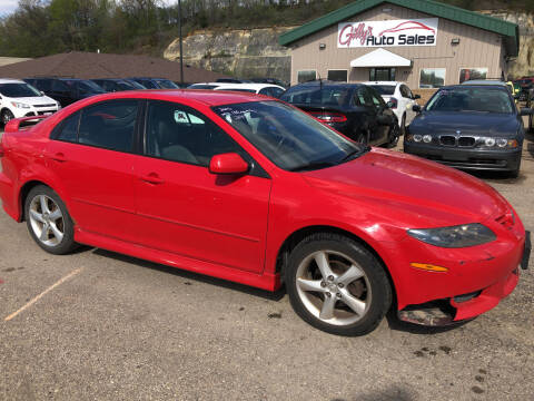 2005 Mazda MAZDA6 for sale at Gilly's Auto Sales in Rochester MN