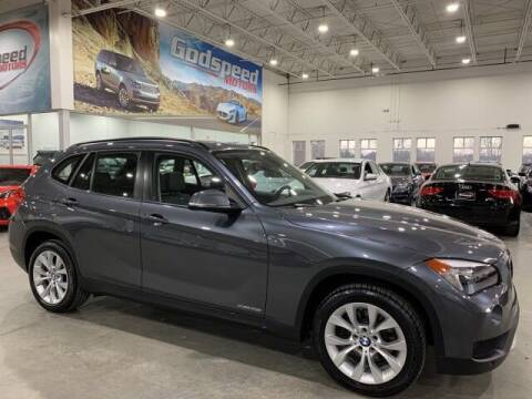 2014 BMW X1 for sale at Godspeed Motors in Charlotte NC