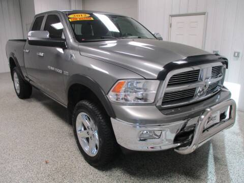2012 RAM Ram Pickup 1500 for sale at LaFleur Auto Sales in North Sioux City SD