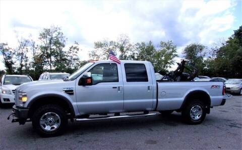 2008 Ford F-250 Super Duty for sale at Top Line Import of Methuen in Methuen MA