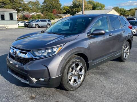 2018 Honda CR-V for sale at Modern Automotive in Boiling Springs SC