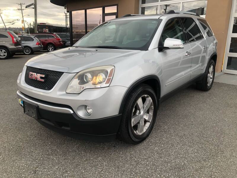 2011 GMC Acadia for sale at MAGIC AUTO SALES in Little Ferry NJ