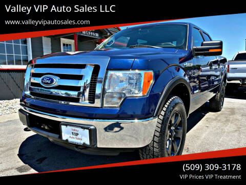2012 Ford F-150 for sale at Valley VIP Auto Sales LLC in Spokane Valley WA