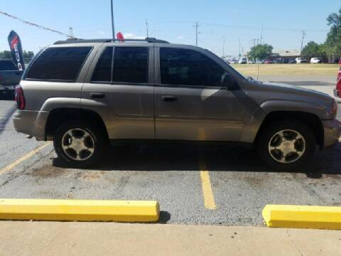 2007 Chevrolet TrailBlazer for sale at Buy Here Pay Here Lawton.com in Lawton OK