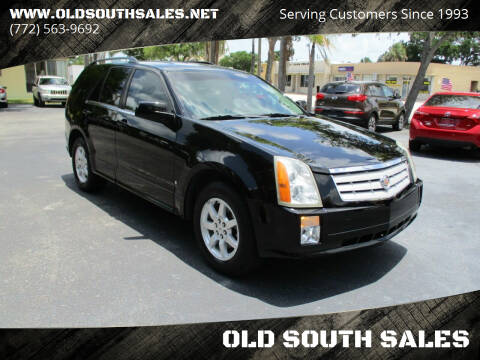 2008 Cadillac SRX for sale at OLD SOUTH SALES in Vero Beach FL