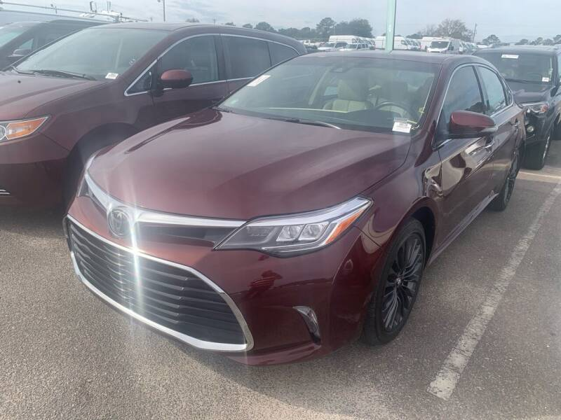 2017 Toyota Avalon for sale at Drive Now Motors in Sumter SC