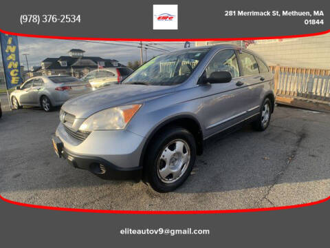 2008 Honda CR-V for sale at ELITE AUTO SALES, INC in Methuen MA
