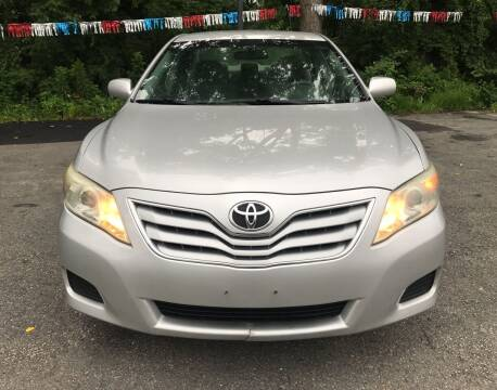 2010 Toyota Camry for sale at King Auto Sales in Leominster MA