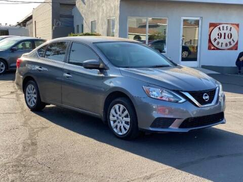2019 Nissan Sentra for sale at Brown & Brown Wholesale in Mesa AZ