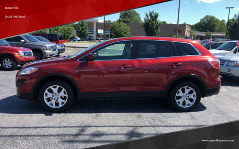 2011 Mazda CX-9 for sale at Autoville in Kannapolis NC