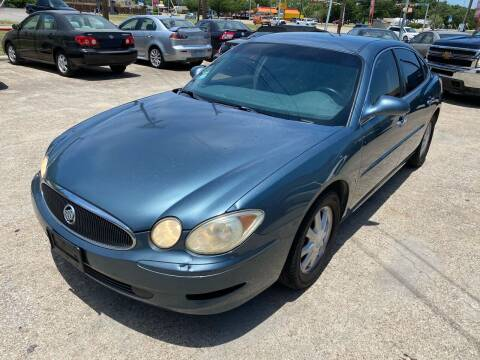 2006 Buick LaCrosse for sale at Cash Car Outlet in Mckinney TX