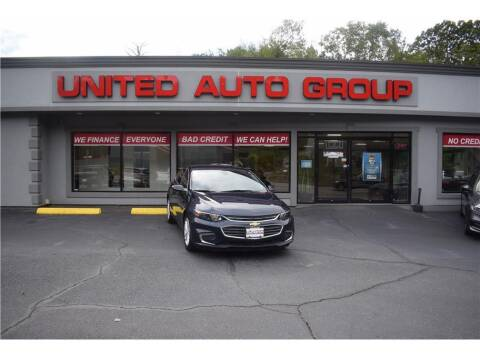 2016 Chevrolet Malibu for sale at United Auto Group in Putnam CT