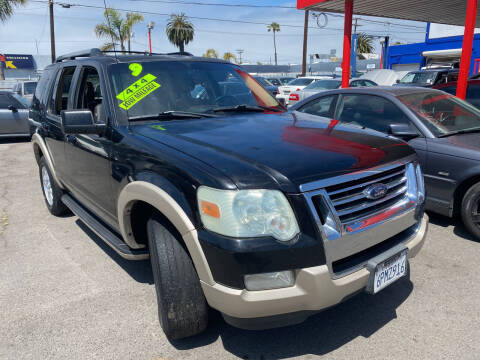 2009 Ford Explorer for sale at North County Auto in Oceanside CA
