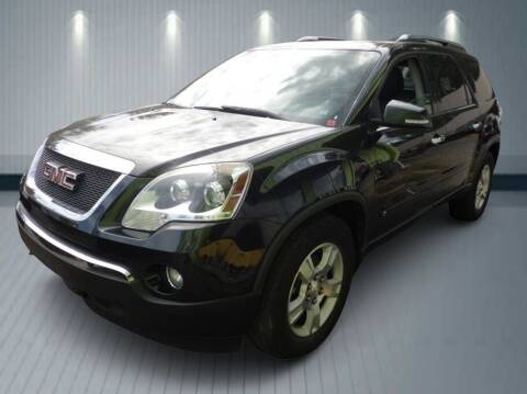 2009 GMC Acadia for sale at Klean Carz in Seattle WA