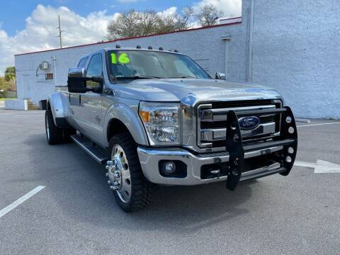 2016 Ford F-350 Super Duty for sale at Consumer Auto Credit in Tampa FL