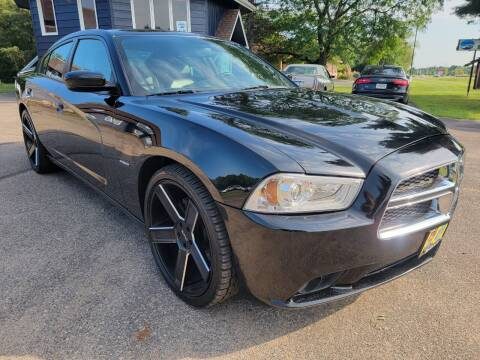 2014 Dodge Charger for sale at Shores Auto in Lakeland Shores MN