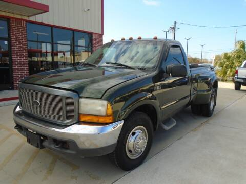 2000 Ford F-350 Super Duty for sale at Premier Foreign Domestic Cars in Houston TX
