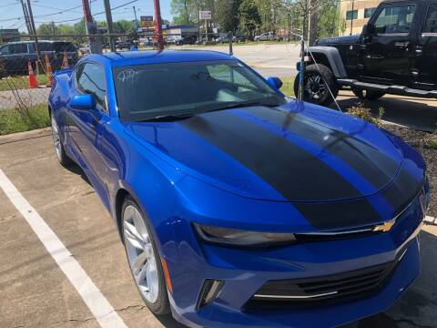 2017 Chevrolet Camaro for sale at A & K Auto Sales in Mauldin SC