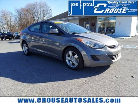 2013 Hyundai Elantra for sale at Joe and Paul Crouse Inc. in Columbia PA