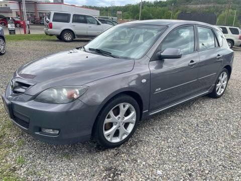 2008 Mazda MAZDA3 for sale at Mid-Ohio Auto Wholesale Inc. in New Philadelphia OH