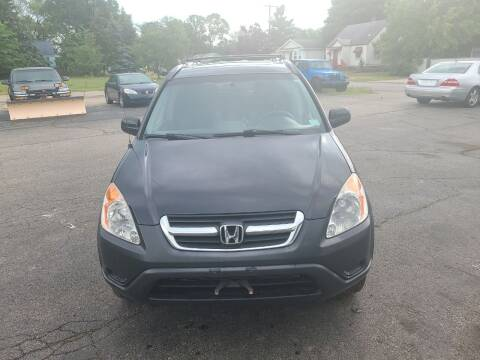 2004 Honda CR-V for sale at All State Auto Sales, INC in Kentwood MI