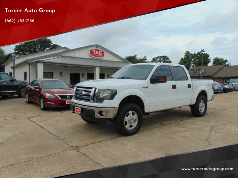 2011 Ford F-150 for sale at Turner Auto Group in Greenwood MS