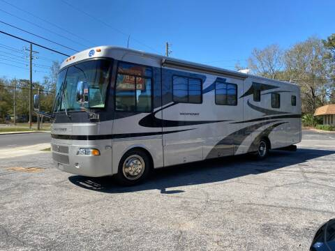2005 Holiday Rambler Vacationer for sale at INTERSTATE AUTO SALES - Olive Road Lot in Pensacola FL