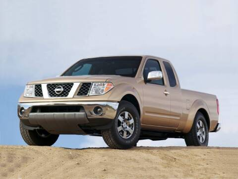 2008 Nissan Frontier for sale at TTC AUTO OUTLET/TIM'S TRUCK CAPITAL & AUTO SALES INC ANNEX in Epsom NH