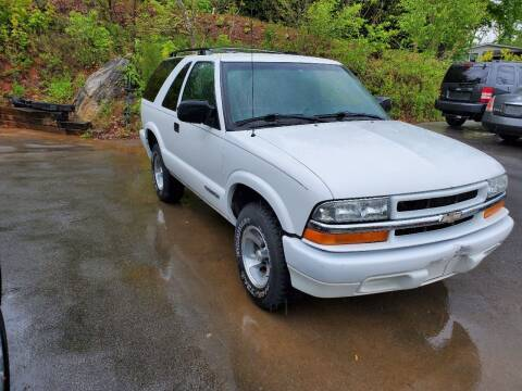 2003 Chevrolet Blazer for sale at DISCOUNT AUTO SALES in Johnson City TN