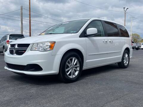 2014 Dodge Grand Caravan for sale at Clear Choice Auto Sales in Mechanicsburg PA