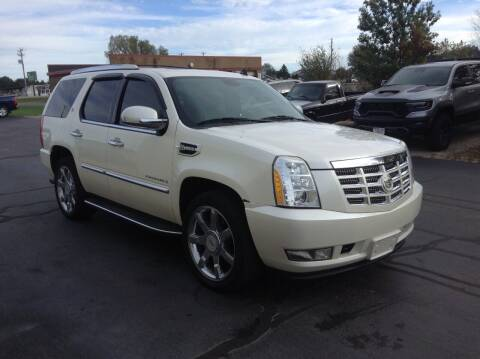 2009 Cadillac Escalade Hybrid for sale at Bruns & Sons Auto in Plover WI