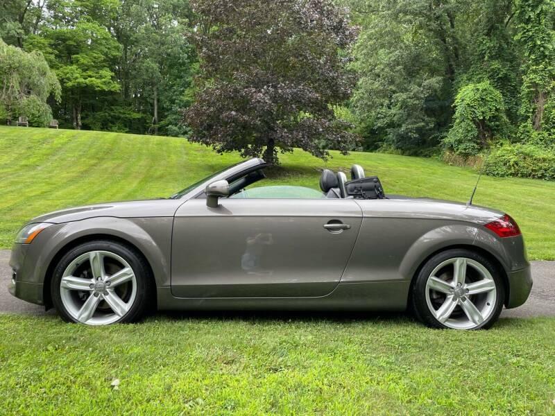 2011 Audi TT for sale at ROBERT MOTORCARS in Woodbury CT