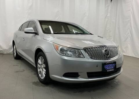 2011 Buick LaCrosse for sale at Direct Auto Sales in Philadelphia PA