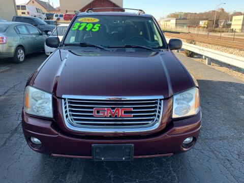 2007 GMC Envoy for sale at Discovery Auto Sales in New Lenox IL