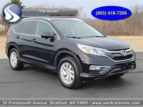 2016 Honda CR-V for sale at The Annex in Stratham NH