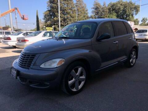 2004 Chrysler PT Cruiser for sale at C J Auto Sales in Riverbank CA