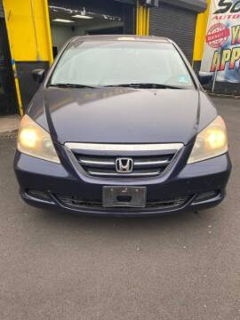 2007 Honda Odyssey for sale at South Street Auto Sales in Newark NJ